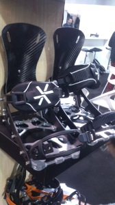 Nouvelle fixation Karakoram Prime, nouveaux straps